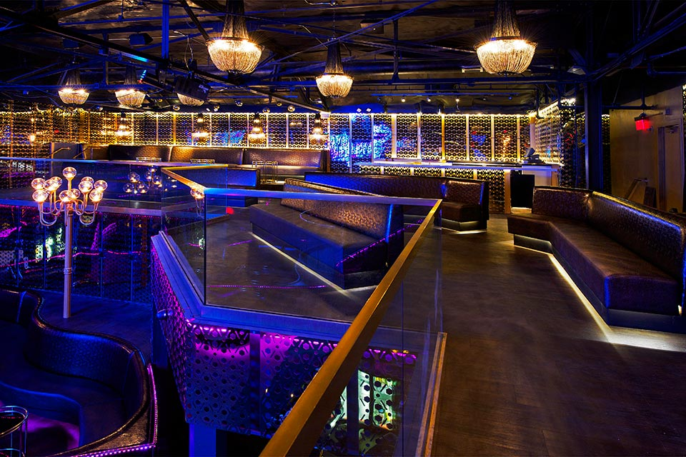The Grand Nightclub in San Francisco