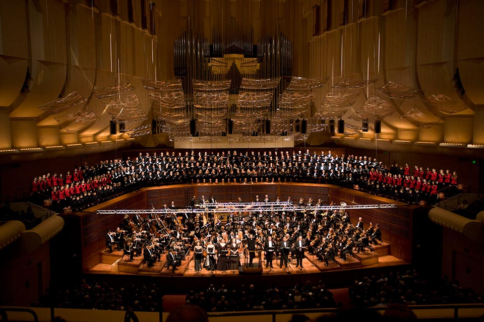 You can get San Francisco Symphony tickets from a top exchange, without the big surprise fees. Find the cheapest rates in the industry here at Ticket Club.